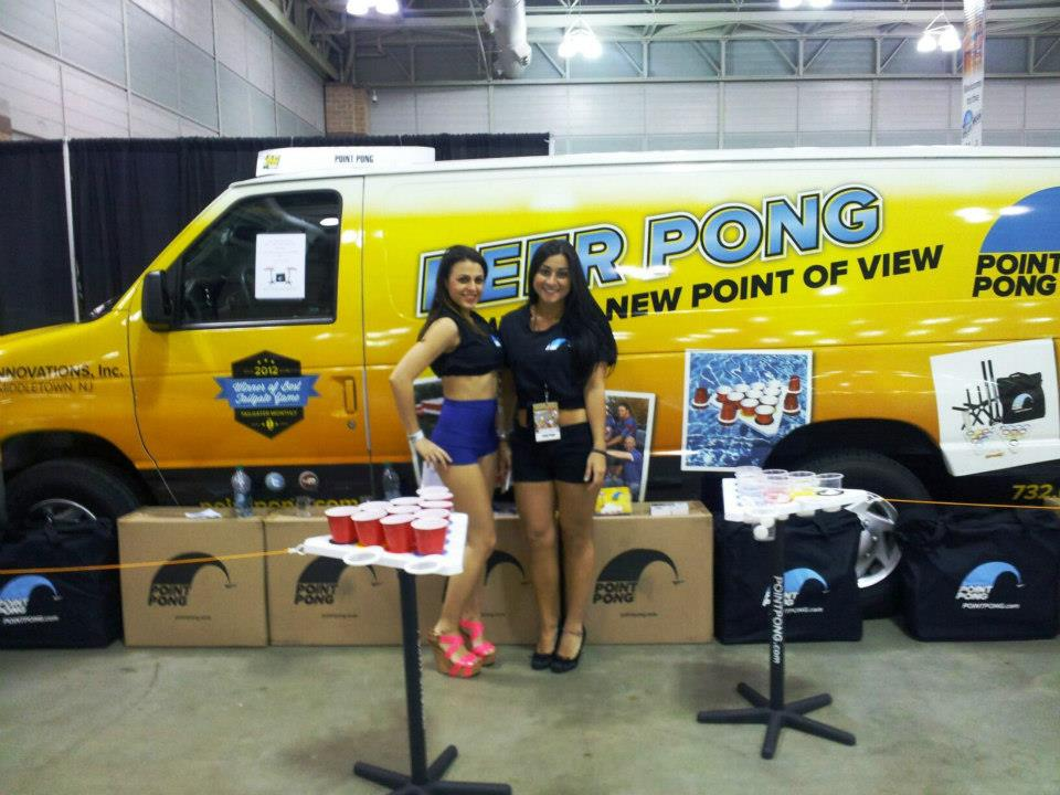 Point Pong at AC Beer & Music Festival